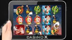 Slots at Casino X