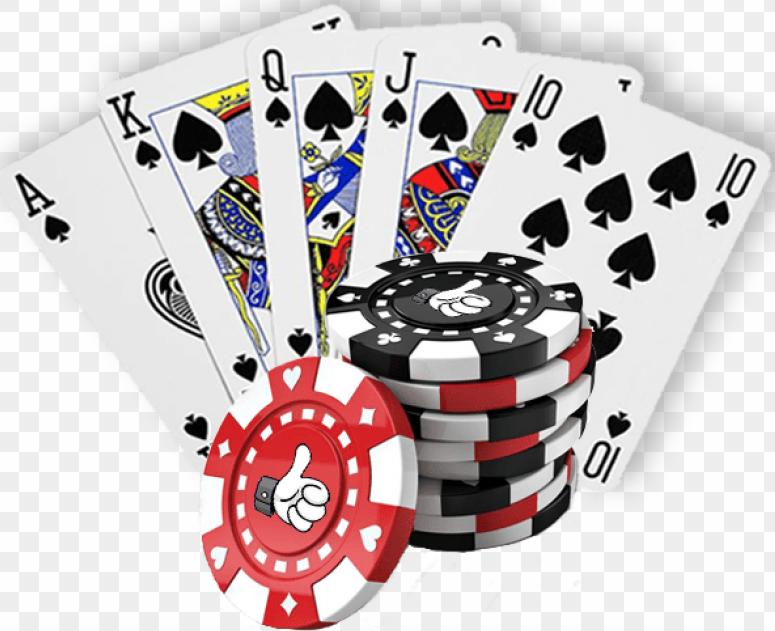 Card games at Casino X