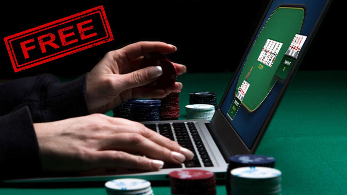 Online poker for free